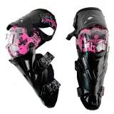 Наколенники шарнирные Knee & Shin Guard Pink One Size