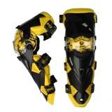 Наколенники шарнирные Knee & Shin Guard Yellow One Size